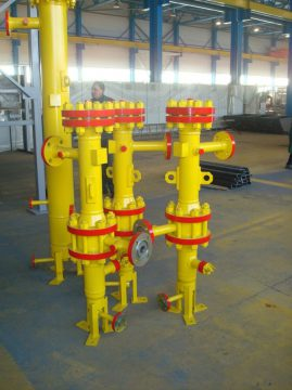 Gas and liquid filtration systems